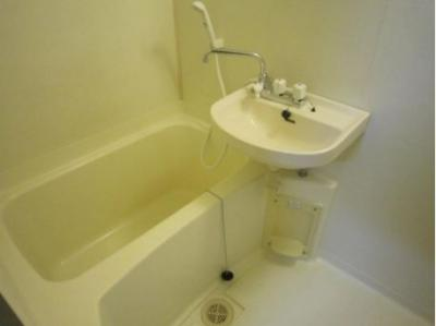 【浴室】グリーンコート江古田