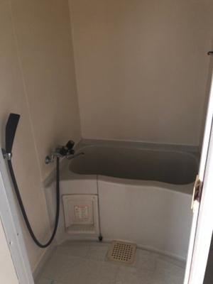 【浴室】コーポ茄子
