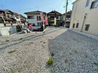 【外観】堺市西区平岡町 土地