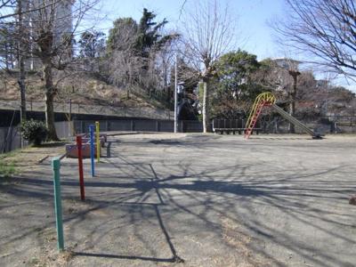 ≪敷地内広場≫
