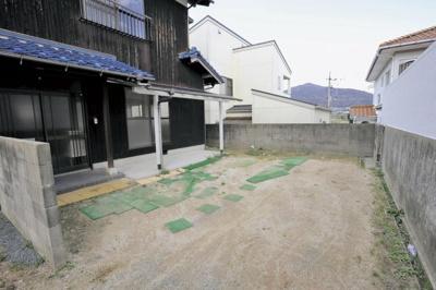 【駐車場】前勝谷町大田貸家C