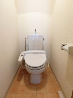 【トイレ】ラントレ