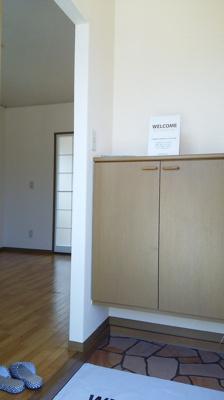 【玄関】マリンハウス蘇我
