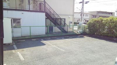 【駐車場】マリンハウス蘇我