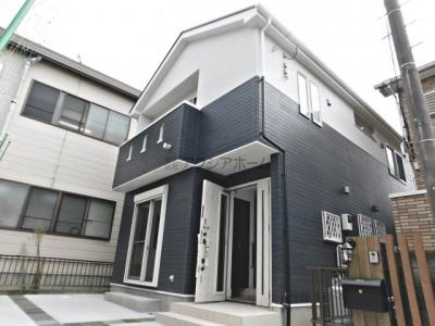 【外観】狭山市水野 新築一戸建 ~2階LDK16.9帖~