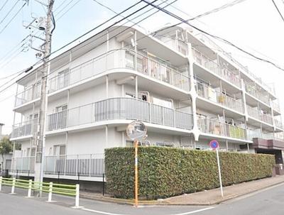 日商岩井金町マンション、5階建ての4階部分のご紹介です