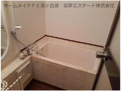 【浴室】メゾン深井