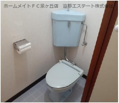 【トイレ】メゾン深井