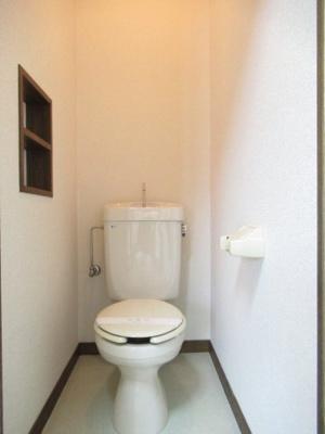 【トイレ】スターホームズ乙舳町