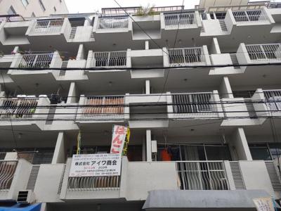 【外観】ローズコーポ新大阪第1