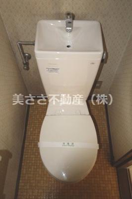 【トイレ】プライムコート富士森Ⅰ