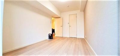 全居室収納付きでお部屋を有効的に使えそうです。