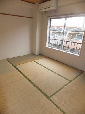 303号室の写真です