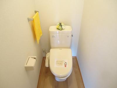 【トイレ】リヴェールSACHI B棟