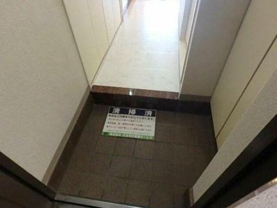 【玄関】浅草スカイレジテル