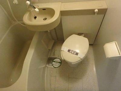 【浴室】浅草スカイレジテル