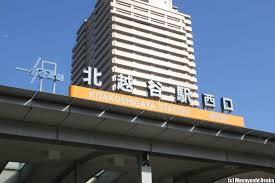 東武スカイツリーライン「北越谷駅」:吉川新築ナビで検索♪