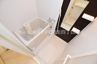 【浴室】サンモール川上Ⅰ