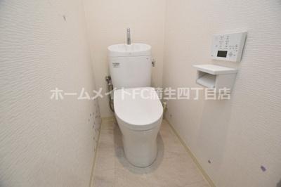 【トイレ】サンモール川上Ⅰ