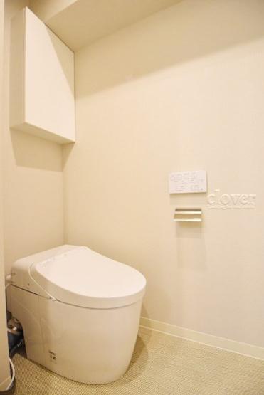 タンクレストイレ 温水洗浄便座付