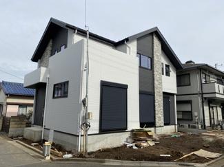 この家に住みたくなる外観がおしゃれなデザイナーズハウスです。