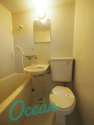 【浴室】クリオ千駄木壱番館