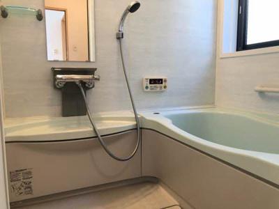 【浴室】鳥取市国府町分上2丁目中古戸建