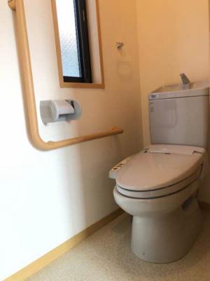 【トイレ】鳥取市国府町分上2丁目中古戸建