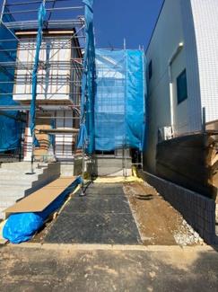 【外観】横浜市磯子区洋光台6丁目 輝きのあるハイグレードな建物!新築戸建て 全4棟