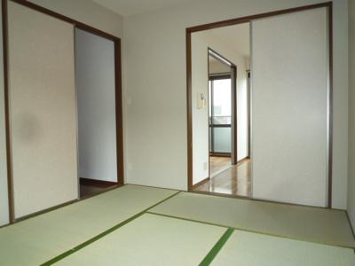 【和室】サンホーム日吉B