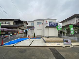 新京成線「三咲」駅徒歩22分の全1棟の新築一戸建てです。