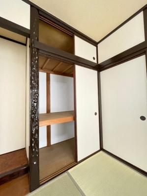 【収納】福田住宅