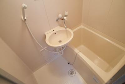 【浴室】ローテローゼ本山