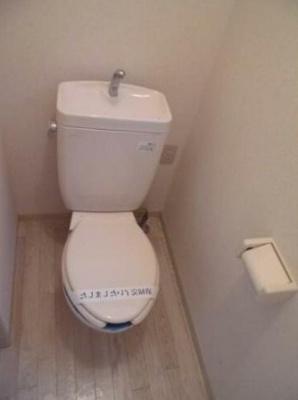 【トイレ】ハイツAKI