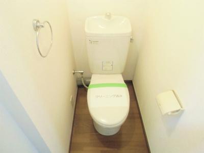 【トイレ】ビラ・カスガ
