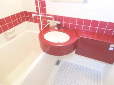 【浴室】ビラ・カスガ