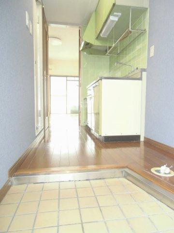 【玄関】ビラ・カスガ