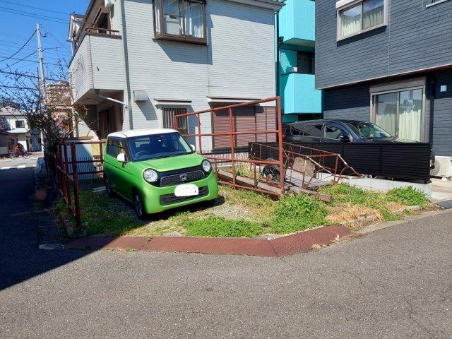 横須賀市三春町1丁目 土地の画像