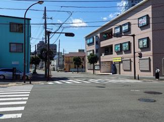 【周辺】横須賀市三春町1丁目 土地