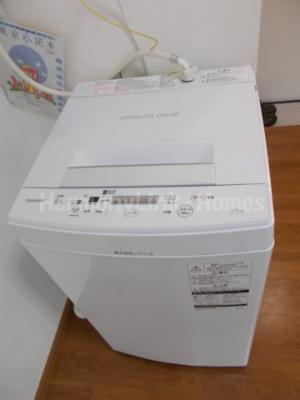 ソフィアオリーブの洗濯機☆