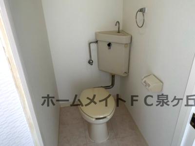 【トイレ】メゾン泉ヶ丘