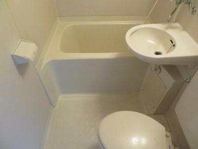 【浴室】ホンマチドリームユーハイム