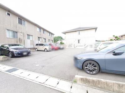 【駐車場】サニーレジデンスエビスA棟