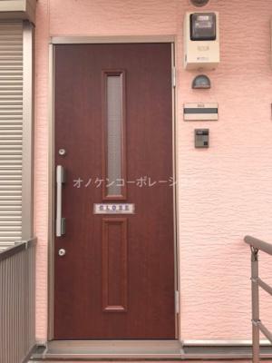 【玄関】フォレストヴィラ