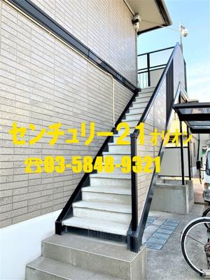【エントランス】ウィズ中村橋 2号棟