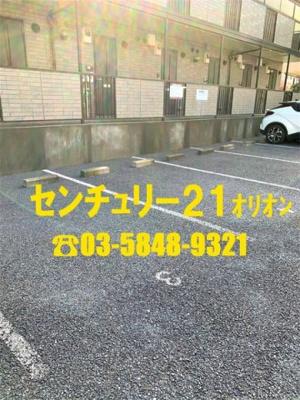 【駐車場】ウィズ中村橋 2号棟