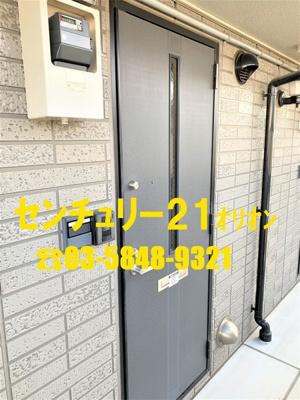 【玄関】ウィズ中村橋 2号棟