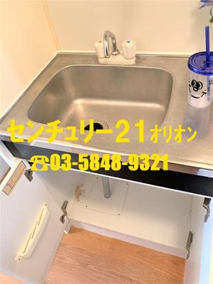 【キッチン】ウィズ中村橋 2号棟