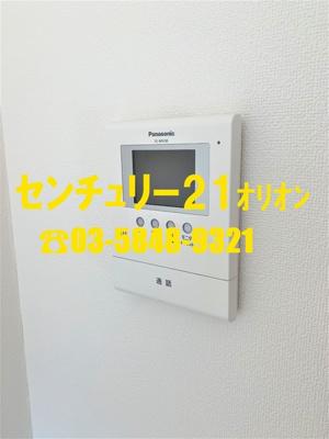 【セキュリティ】ウィズ中村橋 2号棟