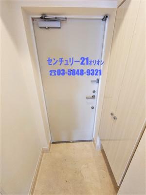 【玄関】グランドコンシェルジュ鷺宮(サギノミヤ)-5F